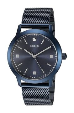GUESS U0919G4 (Blue) Watches - GUESS, U0919G4, U0919G4, Jewelry Watches General, Watches, Watches, Jewelry, Gift - Outfit Ideas And Street Style 2017