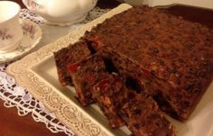 3 Ingredient Fruit Cake The Best Recipe Ever