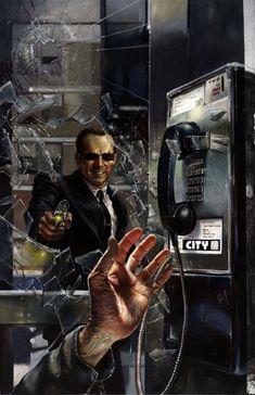 Comic lo mejor en papel: [Independiente] The Matrix Comics Comic Movies, Movie Tv, Comic Books, Fiction Movies, Science Fiction, Keanu Matrix, Enter The Matrix, The Matrix Movie, Don Corleone