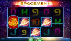Free Spins Casino: Platin Casino – new slot Spacemen II and 10 EUR No...