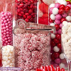 Valentine's Day Buffet | Photo Gallery | CandyWarehouse.com Online Candy Store
