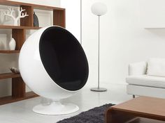 Ball chair @ DerLook.co.nz
