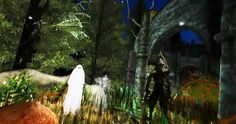 Samhain Song, my pagan machinima animation of a very special festival xx ~ ( http://www.youtube.com/watch?v=SXa5BMorxT0 )