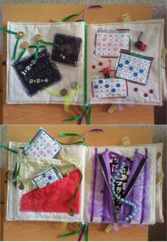 Michele Bilyeu Creates With Heart and Hands: Making Fidget Quilts for Alzheimer's Patients: Free Tutorials and Ideas