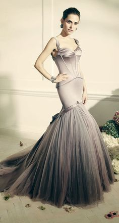 Truly Zac Posen 2014 Wedding Dresses at David's Bridal - Belle the Magazine . The Wedding Blog For The Sophisticated Bride