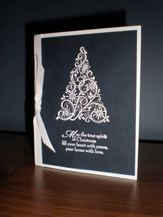 SNOW SWIRLED XMAS! by coffeestamper - Cards and Paper Crafts at Splitcoaststampers