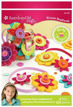 American Girl Crafts Hair Accessory Party Activity Kit by EKSuccessBrands, http://www.amazon.com/dp/B005BOGEI2/ref=cm_sw_r_pi_dp_pt5gsb16B2GQ6