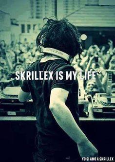 Skrillex is my life ❤