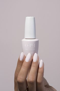 "The city has spoken, who are we to deny them more light nude nail polish? Buy ""Lisbon Wants Moor OPI"" in OPI GelColor, today."