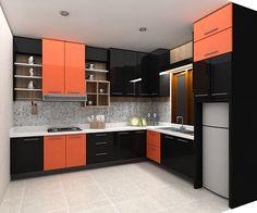 Kitchen Set Mas Aan