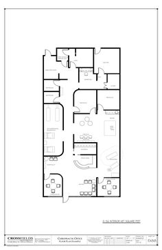 Charmant Chiropractic Office Floor Plans