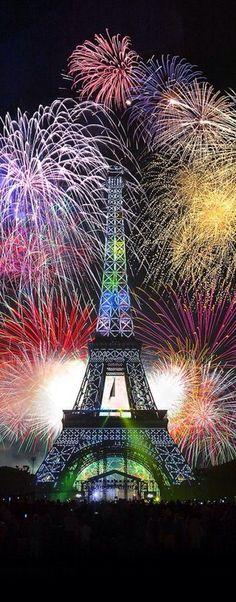 Happy New Years! Paris Je T'aime- #ladyLuxuryDesigns