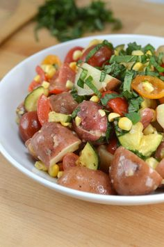 Summer potato salad from Whipped