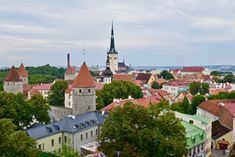 Tallinn, the gem of the Baltic: one day trip from Helsinki — ARW Travels One Day Trip, Cities In Europe, Back In Time, Helsinki, Old Town, Finland, Cathedral, Most Beautiful, Mansions