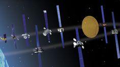 3D Printing: Boeing plan to use 3D printing to make satellites - https://3dprintingindustry.com/news/boeing-plan-use-3d-printing-make-satellites-106340/?utm_source=Pinterest