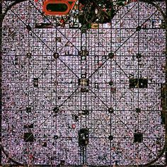 """The planned city of La Plata, the capital of the Province of Buenos Aires, is characterized by its strict grid pattern. At the 1889 World's Fair in Paris, the newly completed city was awarded two gold medals for the """"City of the Future"""" and """"Better performance built."""""""