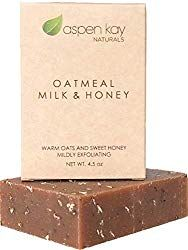 With Organic Raw Honey, Goats Milk, Organic Shea Butter, Can Be Used as a Face Soap or All Over Body Soap. Best Organic Face Wash, Organic Face Products, Beauty Products, Organic Raw Honey, Organic Soap, Oatmeal Soap, Face Soap, Exfoliating Soap, Honey Soap
