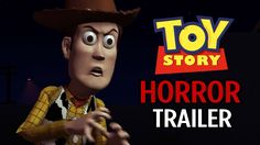 What Disney Pixar's 'Toy Story' Would Look Like If It Was a Horror Movie