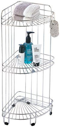 Neu Home 3-Shelf Corner Caddy $60.99