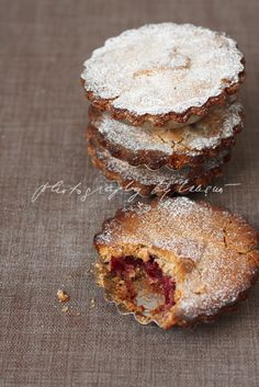 Sour Cherry Tarts