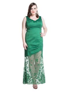 DC Comics Poison Ivy Formal Dress Plus Size, GREEN   I could so make this.  May I also point out Hot Topic's pretty but otherwise uncomfortable looking plus size models. None of them look like they're enjoying themselves or the clothes they're wearing. Shouldn't company be trying to make the fat girl think she'll look beautiful just as much as the skinny girl? Poo poo.