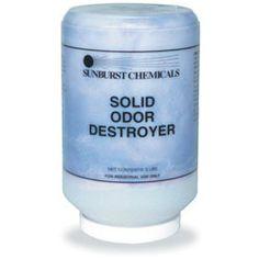 Sunburst Odor Destroyer Solid Odor Neutralizer - 2.5 lbs.