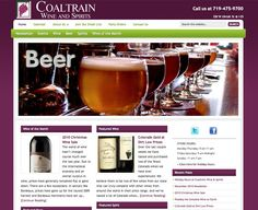 Excited about the new #responsive #WordPress #website we're working on for this #ColoradoSprings #liquor store. Sent two new design ideas to our client. Here's the original design we did that we're updating: http://www.720media.com/colorado-springs-website-design-liquor-wine-store-720media/