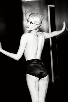 Evan Rachel Wood by Ellen von Unwerth for Flaunt Magazine 2012 (via lab-hiro)
