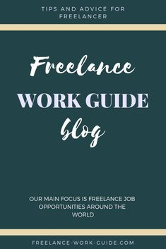 Freelance freelancing guide freelancing tips freelancer self employment earn money save money freelance business freelance for beginners freelancing resources home house online work Job Freelance, Freelance Online, Online Income, Online Earning, Seo Tutorial, Jobs, Work From Home Moms, Online Work, Earn Money