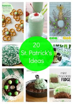 20 St. Patrick's Ideas