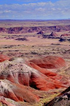 Photos of Painted Desert, Petrified Forest National Park - Attraction Images - TripAdvisor