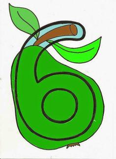número seis pera                                                                                                                                                      Más