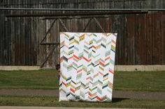 fall migration quilt | Film in the Fridge