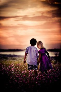 Happy is the moment, When we sit together With two forms, two faces, yet one soul. You and I ~ Rumi