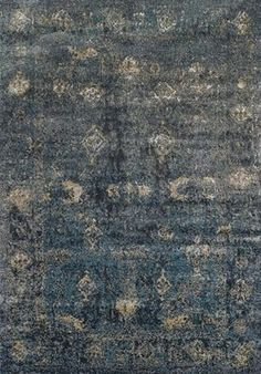 Tess Area Rug - Machine-made Rugs - Synthetic Rugs - Transitional Rugs…