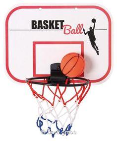 Bartl, Mini-Basketballkorb mit Ball, Witzige Geschenkidee für Sportfreunde | 111194