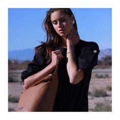 Green Fashion Week photo shoot  Bag: Lovia