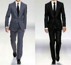 Provador Fashion: Traje Social Completo -Feminino e Masculino