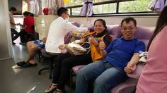 Phoenix #LionsClub (Taiwan) hosted a blood drive