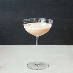 You want an amazing milk tea cocktail because you have good taste. Luckily there's the Almond Milk Tea Cocktail for you. Drink up.