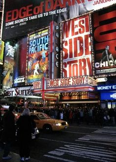 Want to see a Broadway play in NYC :)