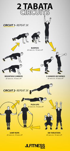 So what word did you see? Workout Routine For Men, Hiit Workout At Home, Tabata Workouts, Boxing Workout, At Home Workouts, Workout Men, Men Exercise, Plyometric Workout, Lifting Workouts
