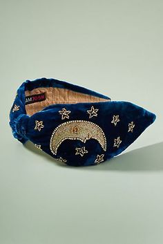 Hair Accessories Uk, Gucci Clutch, Space Fashion, Kanzashi, Girl With Curves, Textiles, Summer Dresses For Women, Headband Hairstyles, Stars And Moon