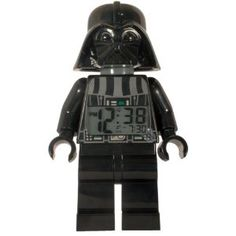 Universal Trends CT00211 – Lego Star Wars Wecker – Darth Vader Top Angebote « Licht Wecker