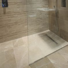 Luxury Wet Rooms and Walk in Showers
