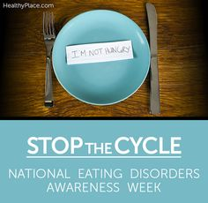 National Eating Disorders Awareness Week plays a crucial role in spreading awareness of eating disorders. Why is it so important? Read this.