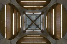 Louis I. Kahn, Xavier de Jauréguiberry · Library at Phillips Exeter Academy