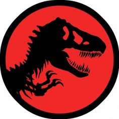 Jurassic Park Logo I'm going to use as a pumpkin carving pattern http://www.movieposterdb.com/posters/11_10/1993/107290/l_107290_05f8476c.jpg