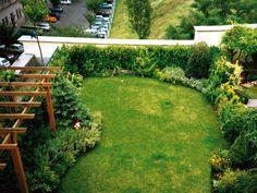 Jardim em cobertura