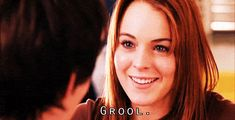 "When you finally have school mufti day. | ""Mean Girls"" GIFs That Sum Up Life At An Australian High School"